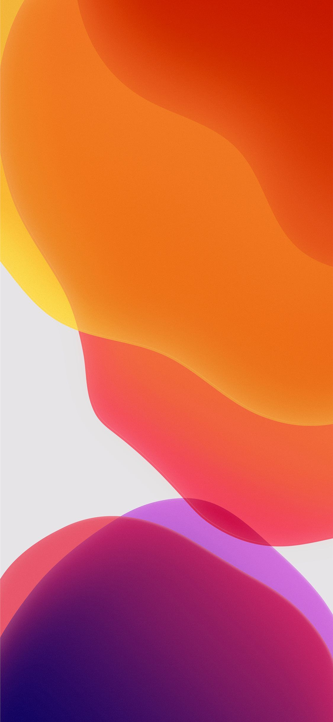 Free download the ios 13 wallpaper ,beaty your phone