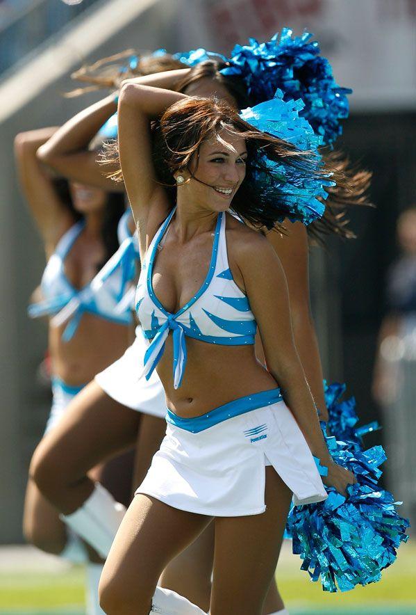 Carolina Panthers Cheerleaders  0e220e93f