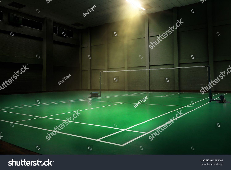 Professional Tournament Badminton Court Nobody Sport Championship Competition Arena Ad Affiliate Badminton Court Profes Badminton Court Badminton Sports