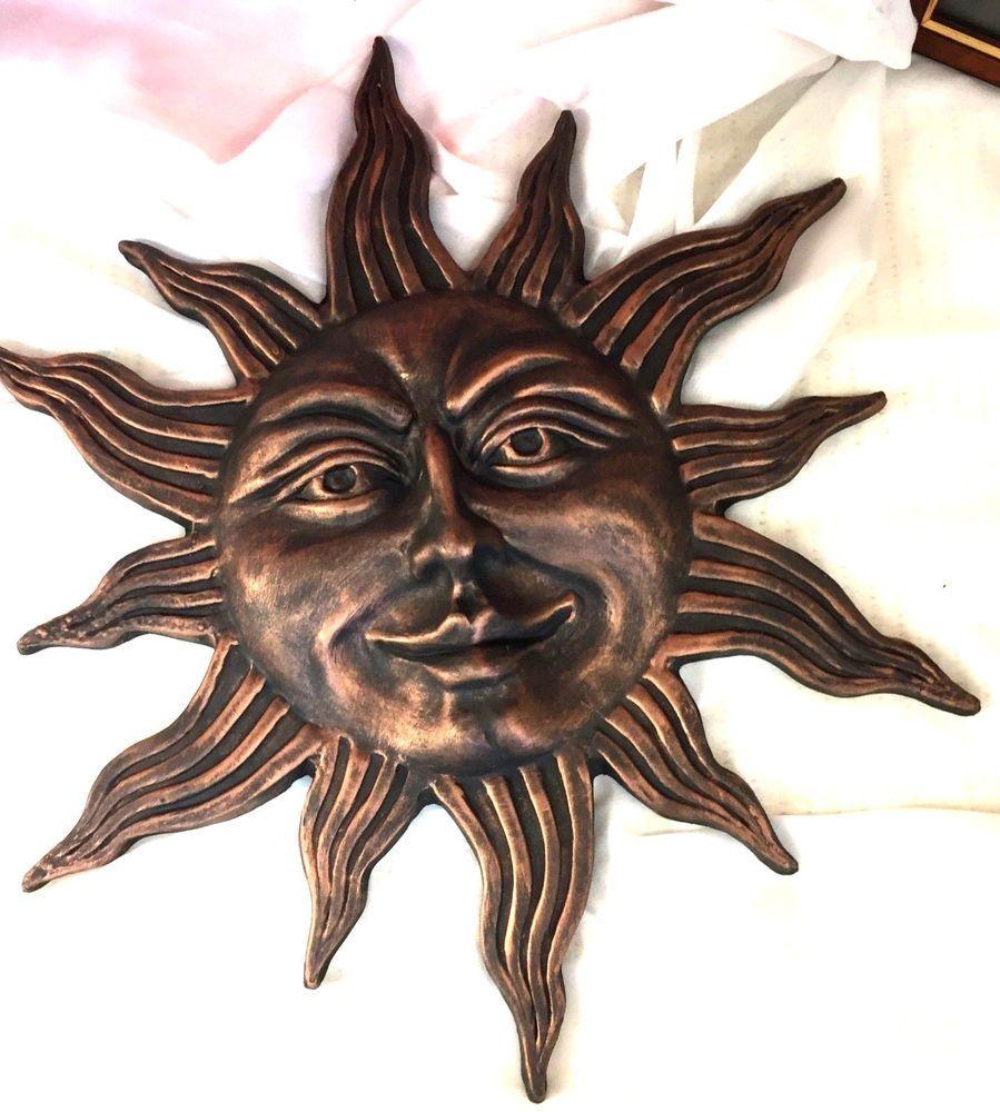Dettagli su Sole in ceramica vendita prodotto artigianale ...