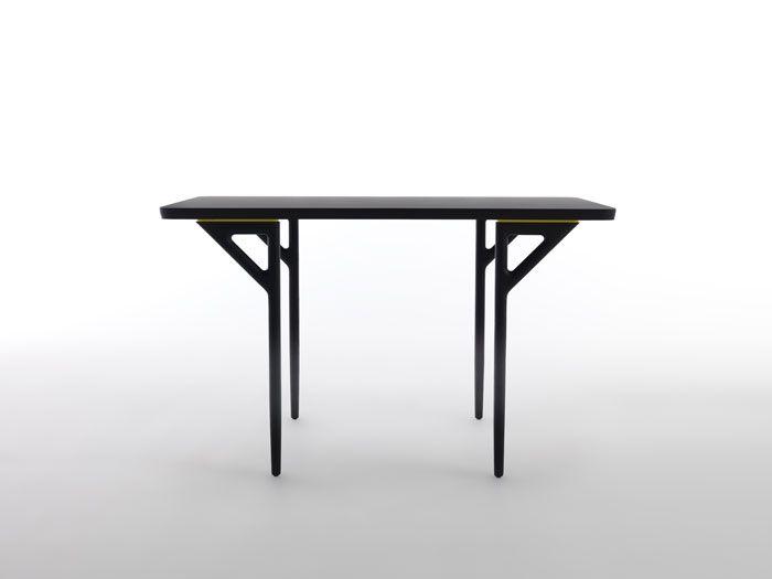 Horm mobili ~ Ikon table by marc thorpe for horm design design