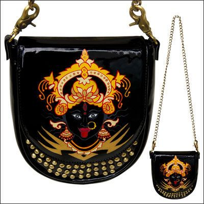 Kali Side Sling Satchel / FLUKE DESIGN COMPANY - Rs.3200