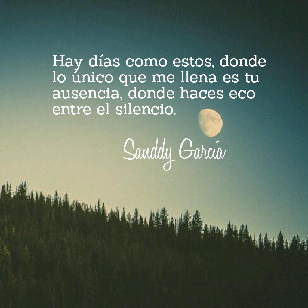Sanddy Garca Escritos De Amor