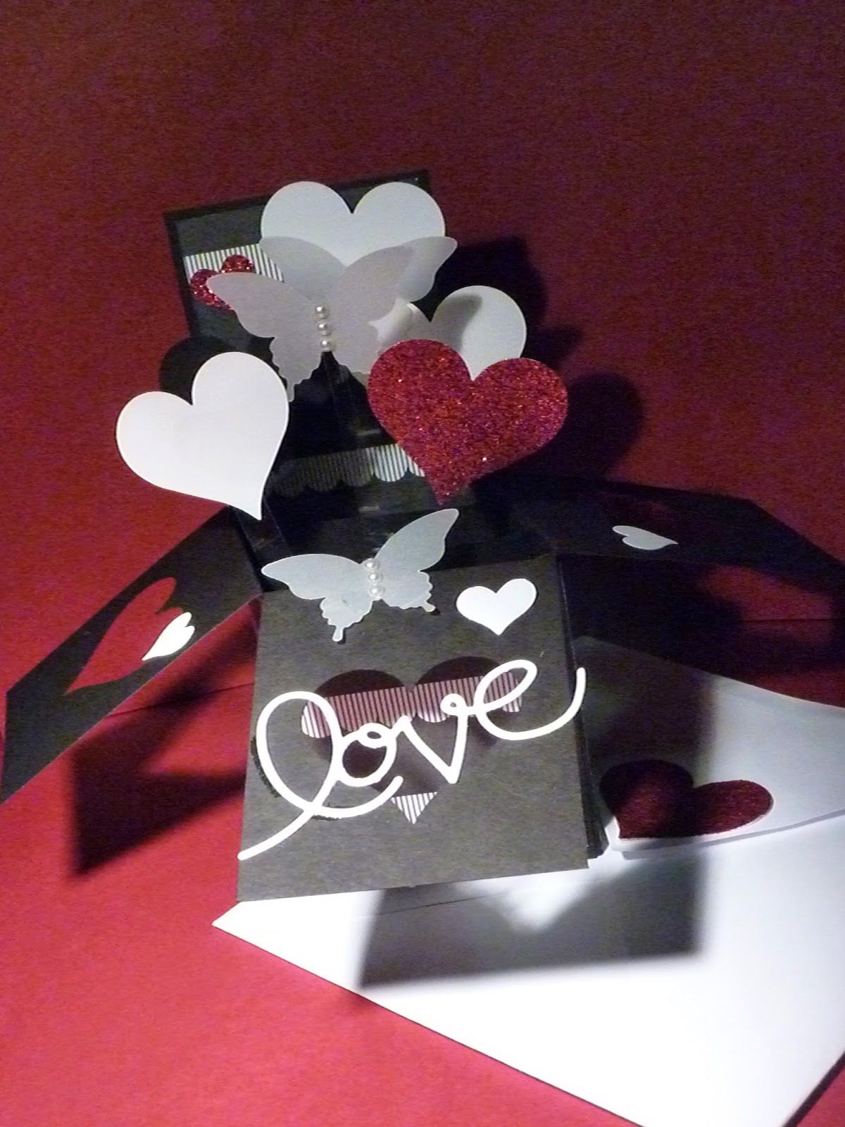 wedding invitation | Card Making | Pinterest | Box, Crafty and Card ...