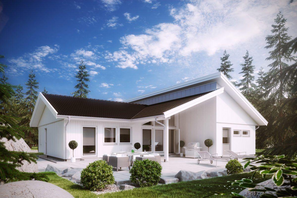 Bygga nytt, vår tillbyggnad fick en övervåning - viivilla.se | Hus ... : bygga till huset : Inredning