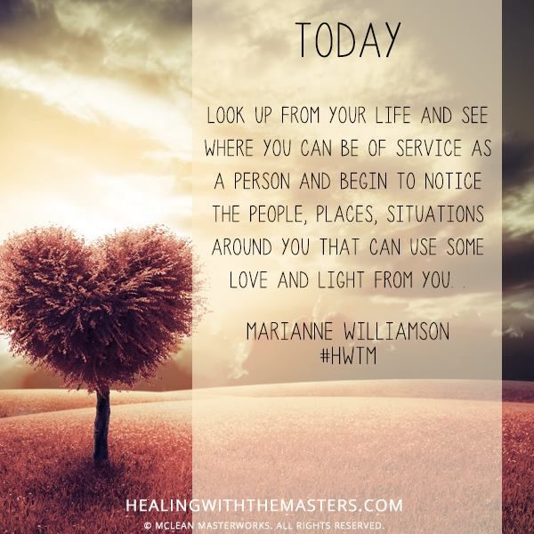 Marianne Williamson Quotes Beauteous Marianne Williamson Quote  Mind Body Spirit Inspiration  Pinterest
