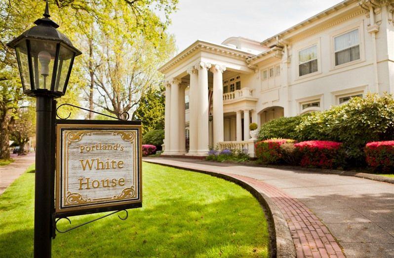 Portland S White House In Portland Oregon B B Rental Bed And