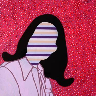 Pensando a Mario Sughi #collage #collageart #lpcoverart #vinylcrafts #saatchionlineartist #saatchiart