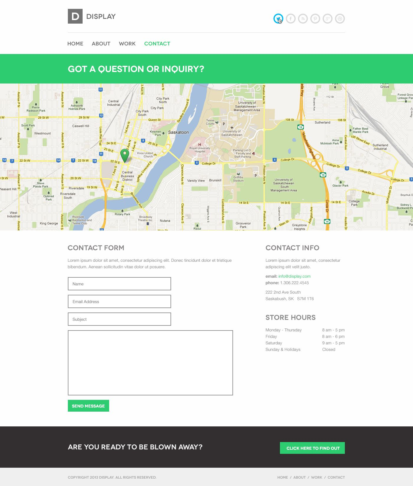 Display psd website template free download best psd freebies display psd website template free download best psd freebies pronofoot35fo Choice Image