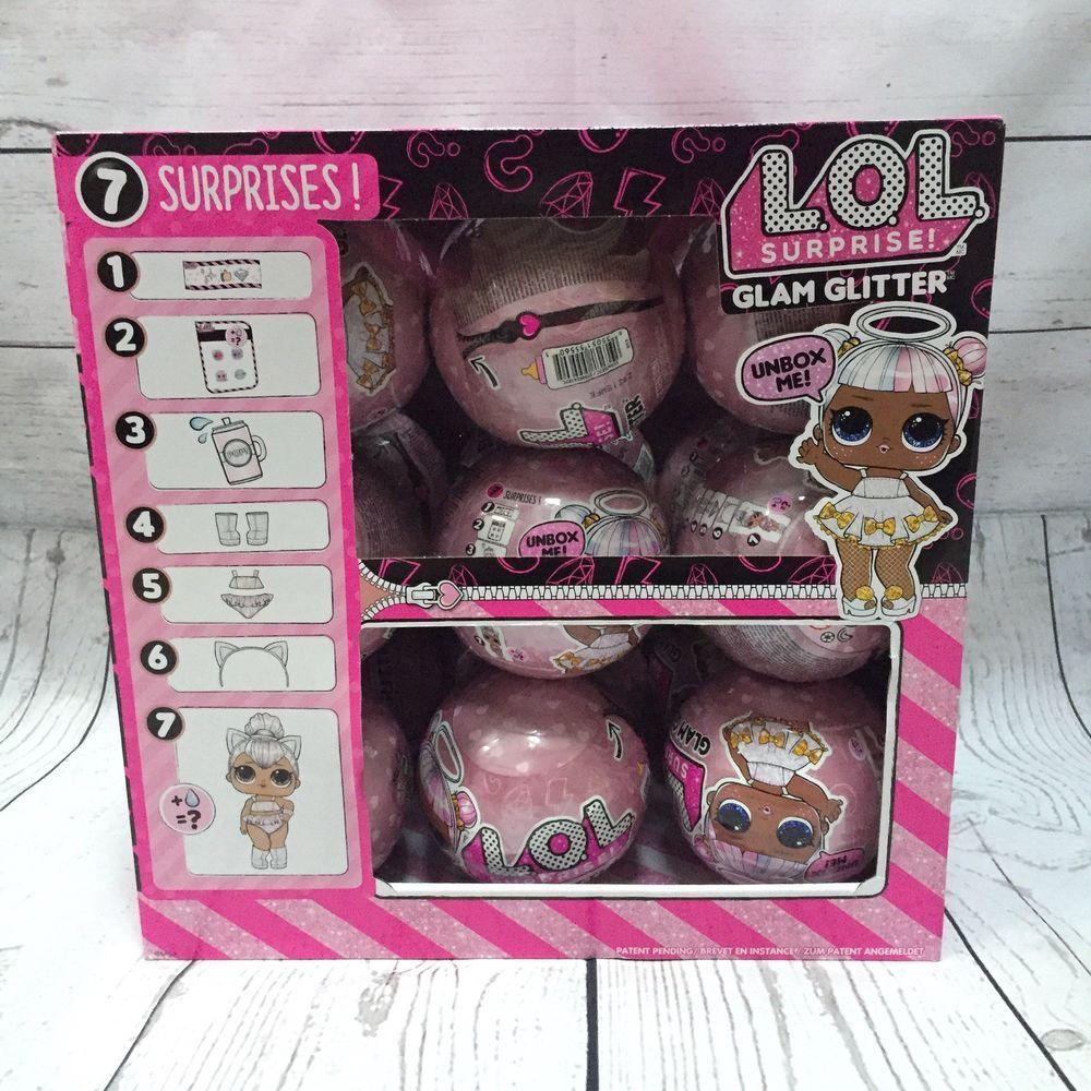 Lol Surprise Glam Glitter Da Collezione Refreshment Bambole