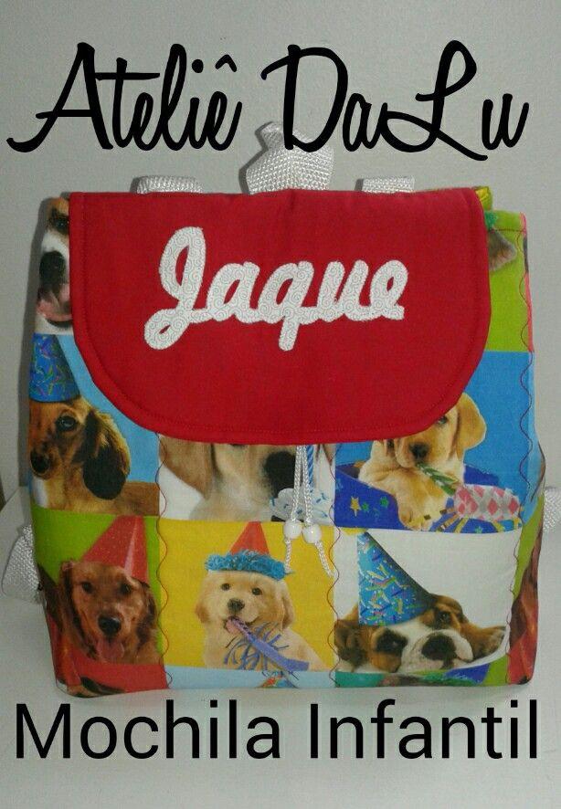 mochila jaque