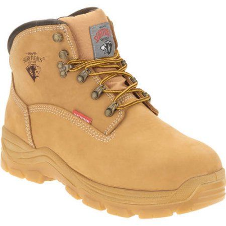 Safety work boots, Steel toe work boots