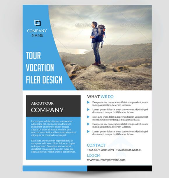 Check out Business Flyer by sismic on Creative Market Corporate - corporate flyer template