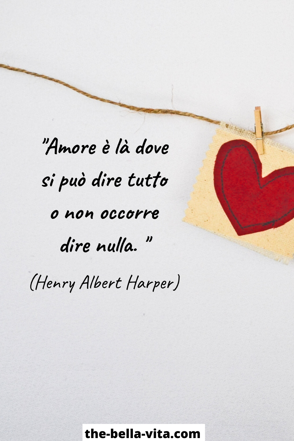 **********Love is where everything can be said and nothing needs to be said (Henry Albert Harper)