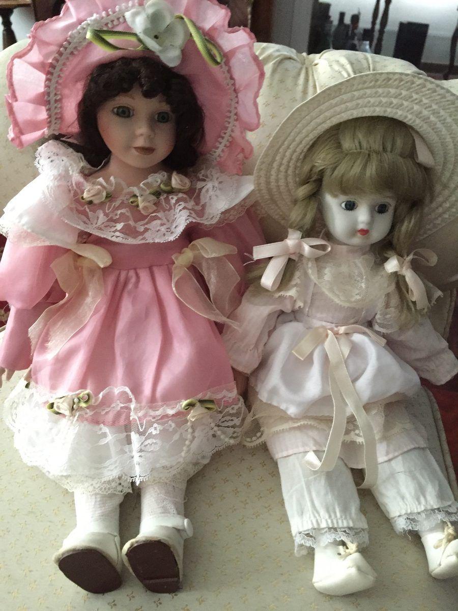 vende comprar más nuevo el más nuevo muñeca antigua porcelana de colección Más | Manualidades ...