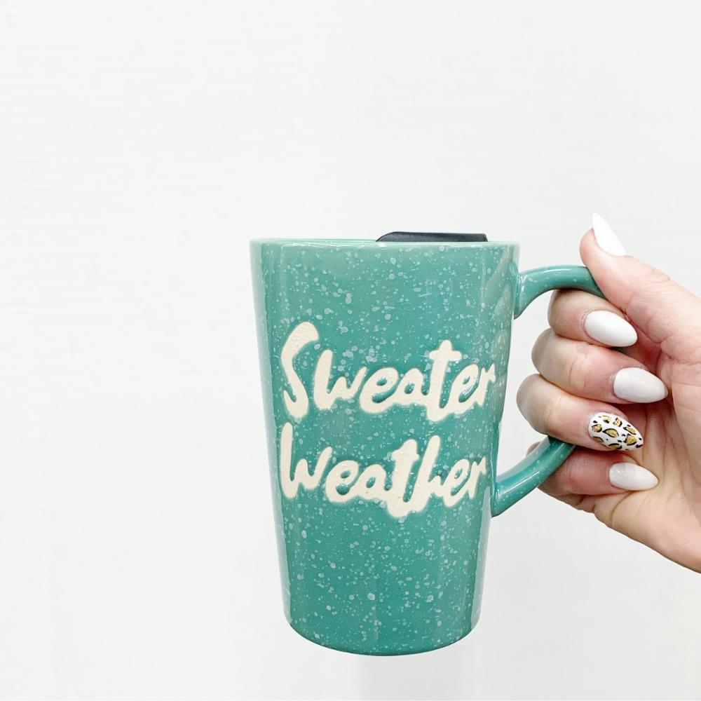 Sweater Weather Mug Walmart Finds Walmart finds, Mugs