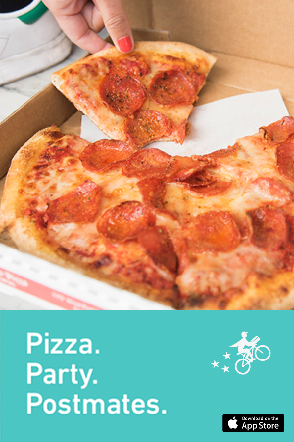 Get a FREE month of deliveries with a trial of Postmates