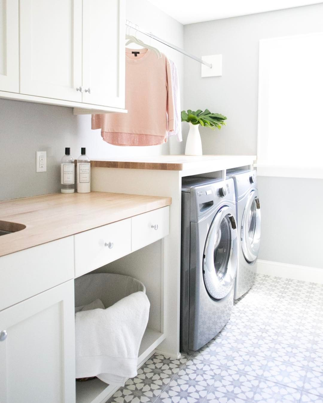 We Love This Laundry Room Design By Bria Hammel Interiors