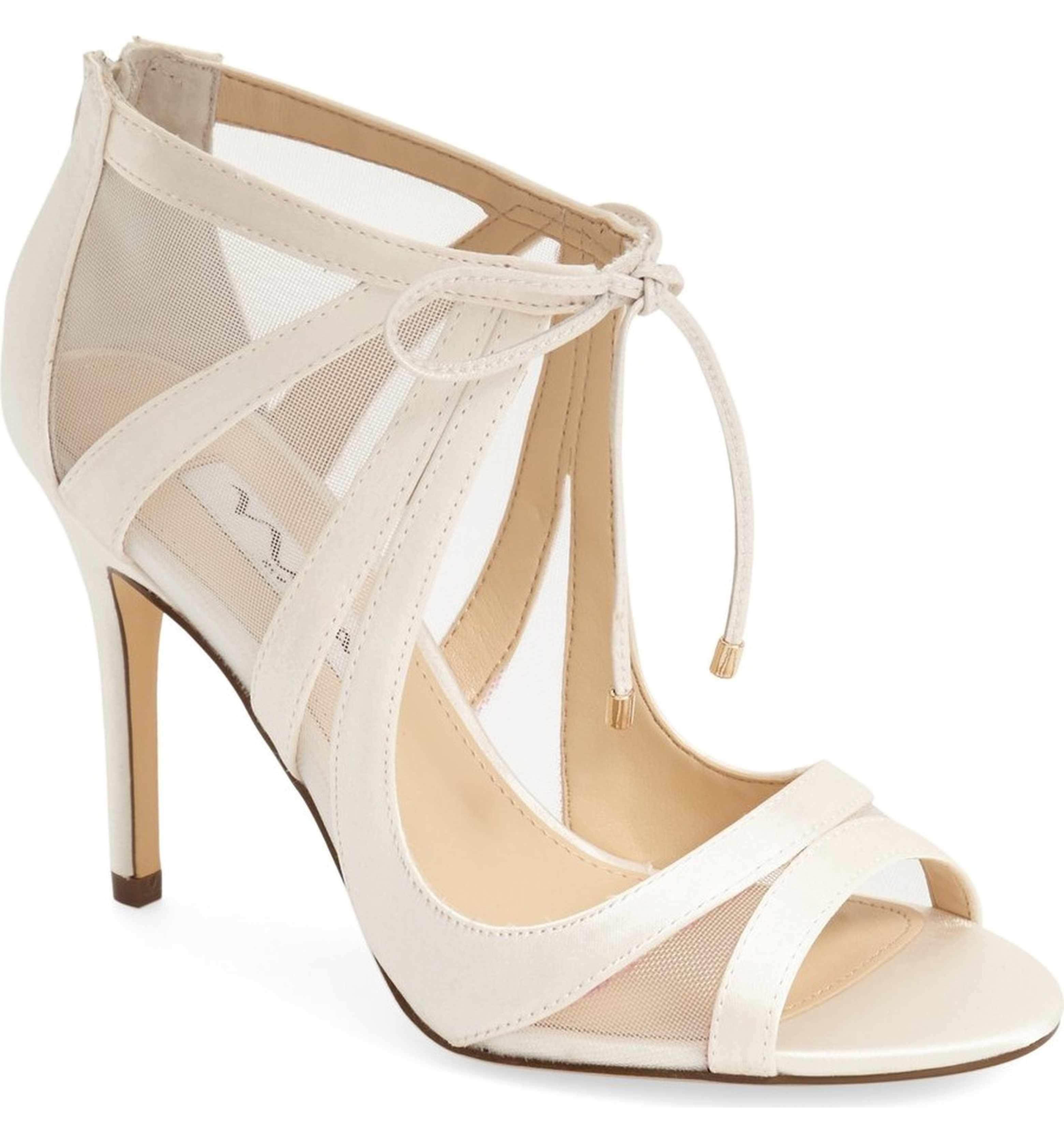 NINA Women's Cherie Illusion Sandal kGpPYOm2