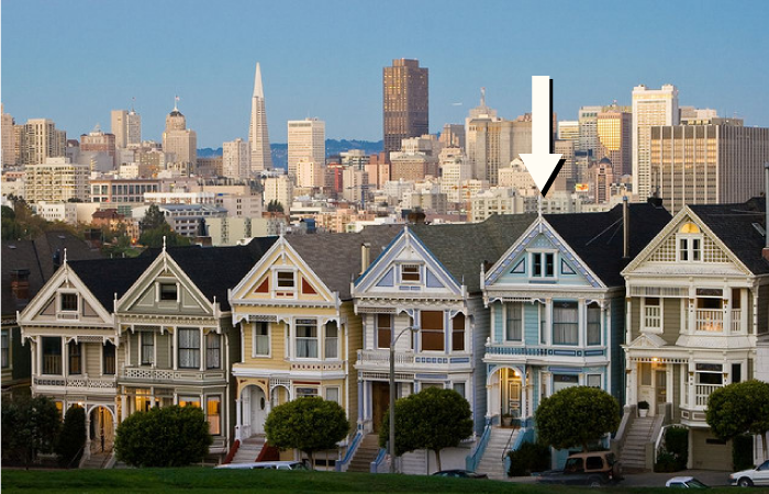 Look Inside One Of The Famous Sf Painted Lady Homes Aka