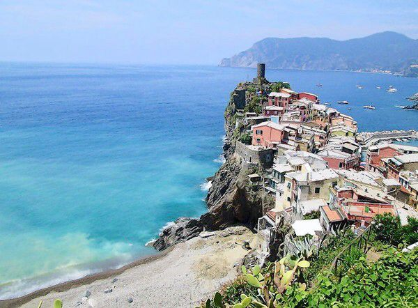 Another awing view of ITALY