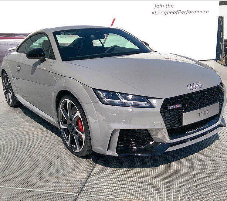 Audi Tt Rs Audi Tt Audi Tt Rs Audi