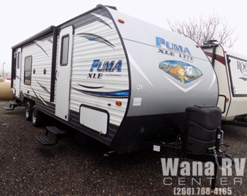 2017 Palomino Puma Xle 25rsc For Sale Shipshewana In Rvt Com