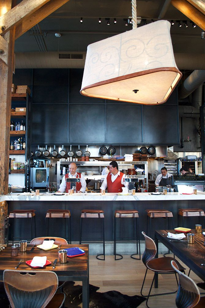 Coqueta in San Francisco // via the Spotted SF blog