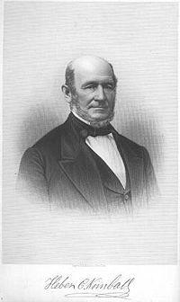 Geni Heber Chase Kimball (18011868) Salt Lake City