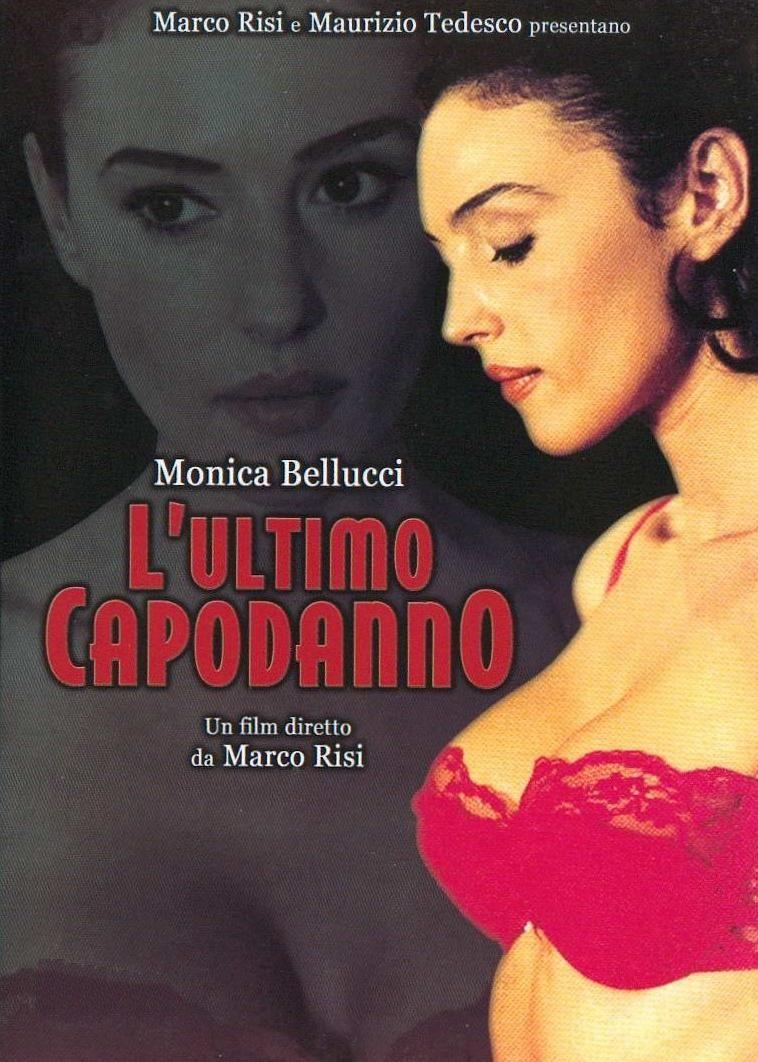 Monica Bellucci in L'ultimo capodanno (Ultimo capodanno