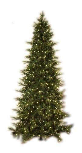 gki bethlehem lighting pre lit 9 foot pepvc christmas tree with 700