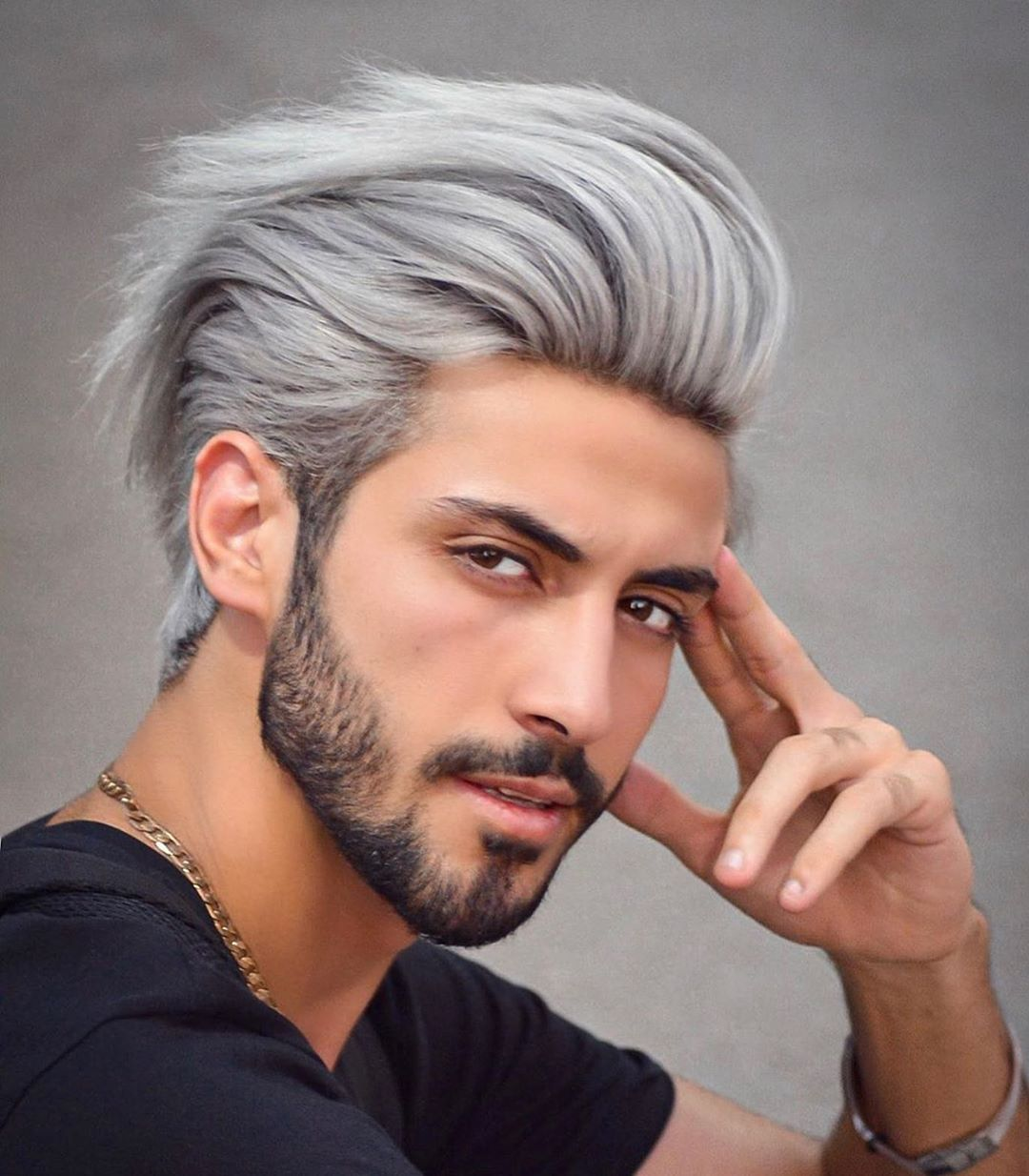 Men S Hairstyles On Instagram Thoughts On This Style Follow Mens Hairstyles For More Tag Popular Mens Haircuts Men Haircut Styles Men Hair Color
