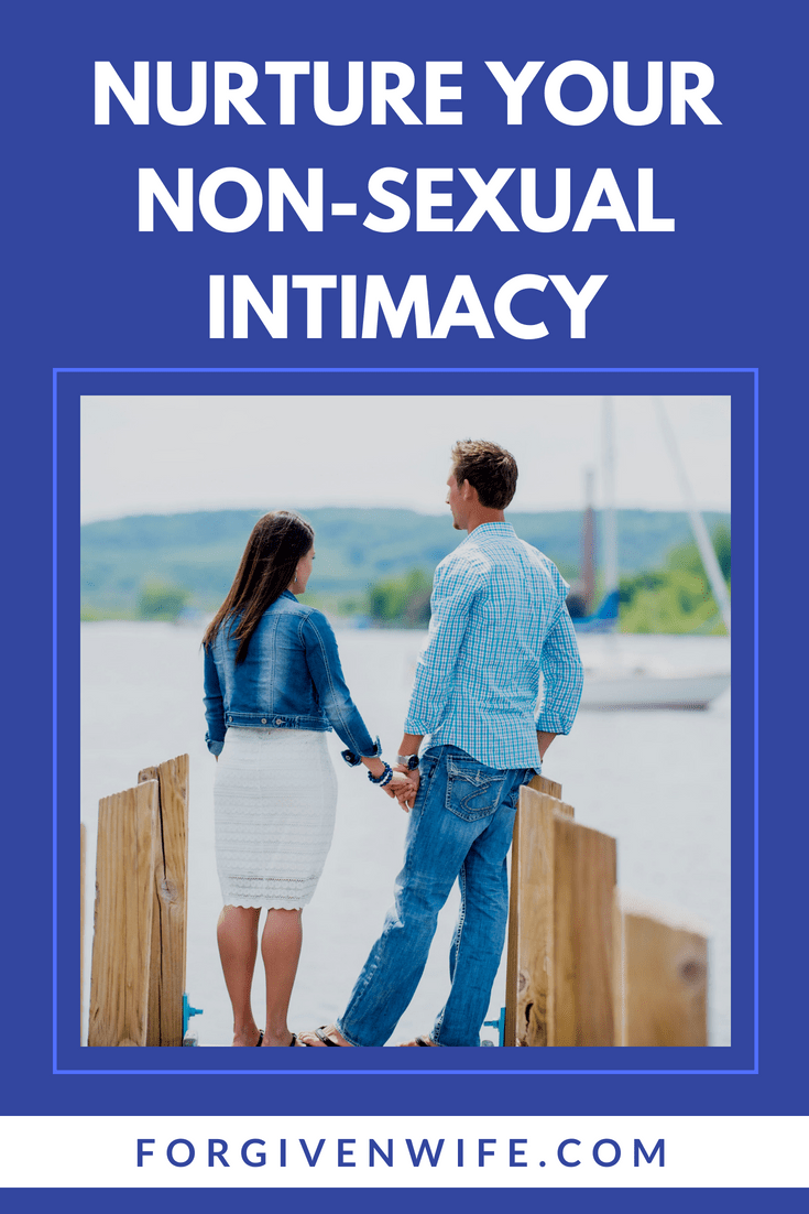 Non sexual intimacy in a relationship