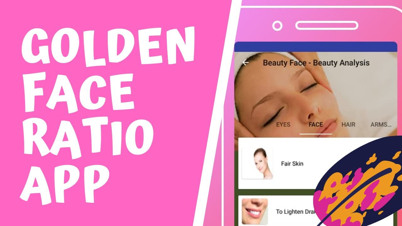 Golden ratio face app beauty phi calculator for android