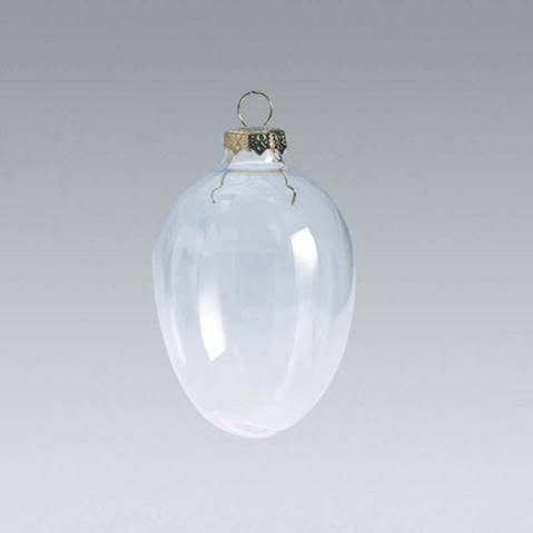 Clear Gl Ornaments Michaels Christmas Bulbs Decorations For The Home