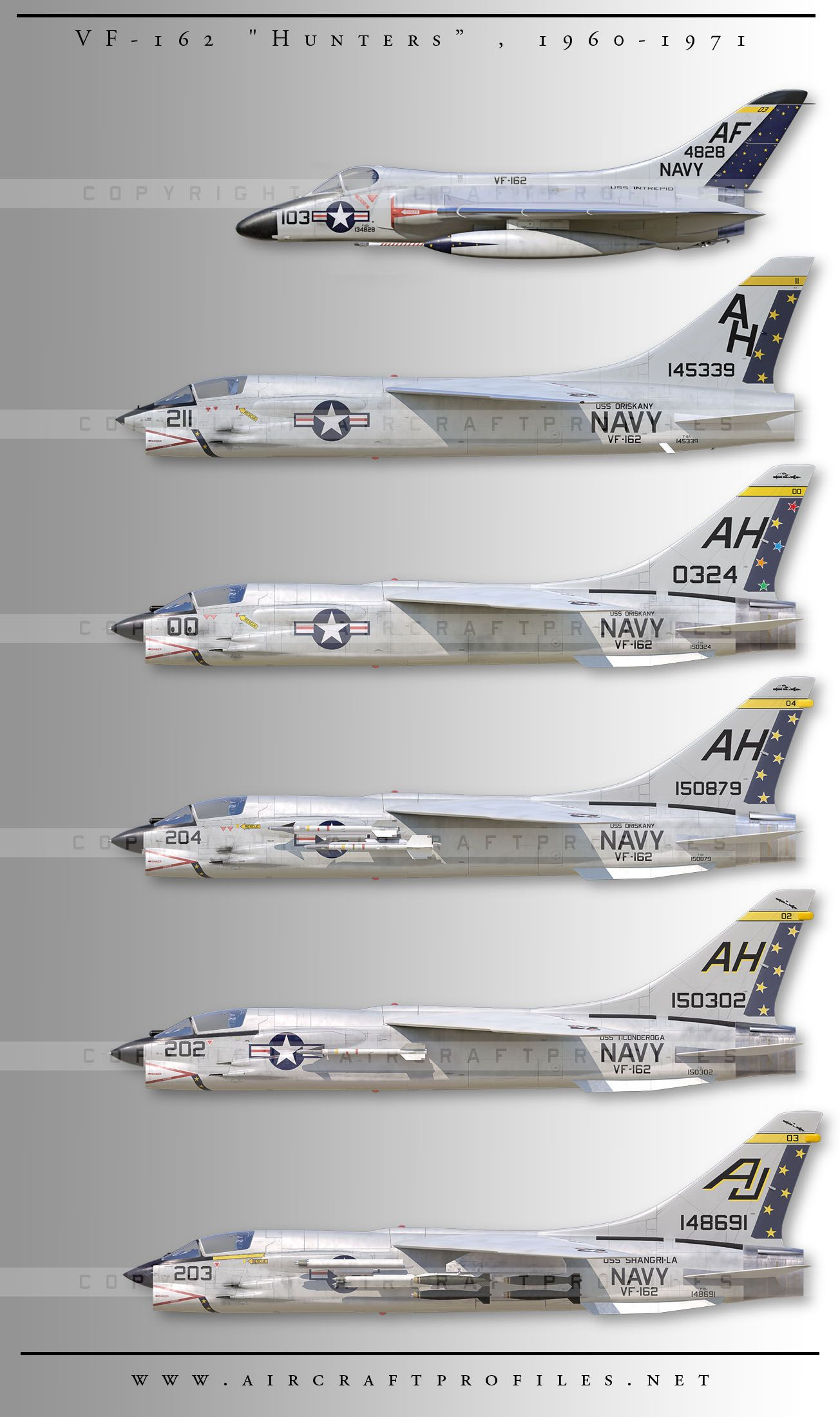 VF-162 Hunters Lineage