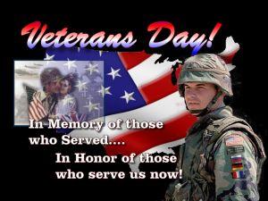Veterans Day – Honoring America's Veterans