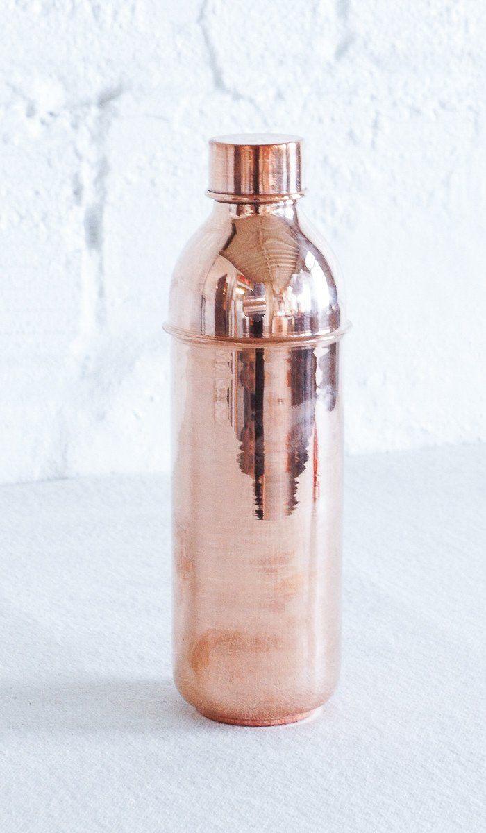 Copper Water Bottle 53