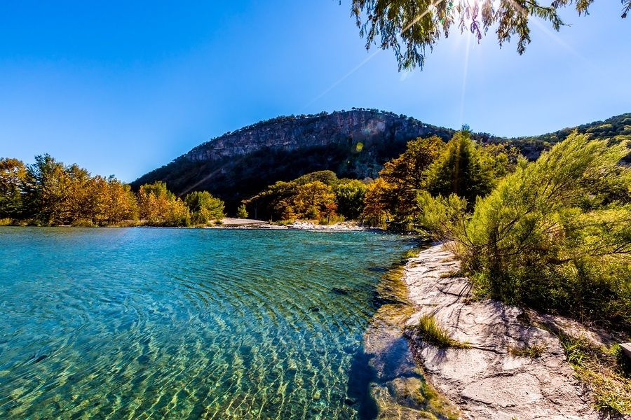 Garner State Park Garner 15 Best Swimming Holes In The
