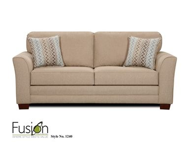For Fusion Sofa Groups 1240 And Other Living Room Sofas At High Point Furniture In Jasper Al Body Fabric 1 Frontline Linen