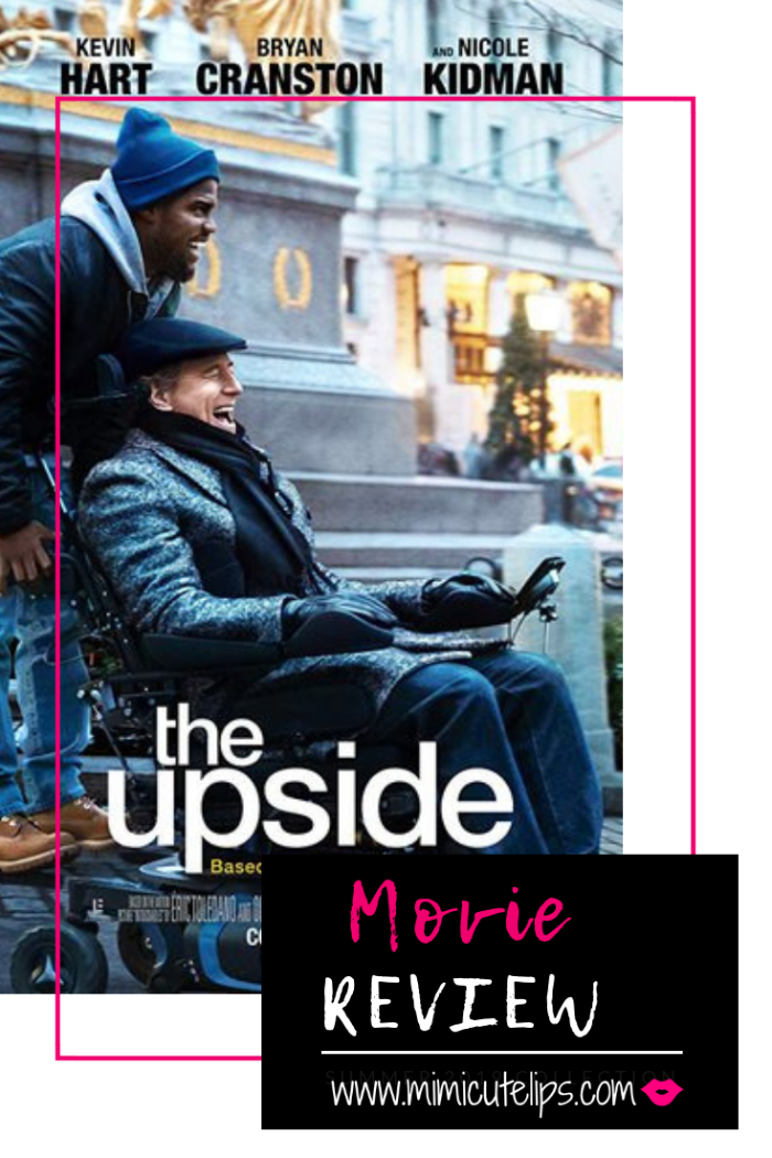 The Upside Film Review MimiCuteLips Film review, Film