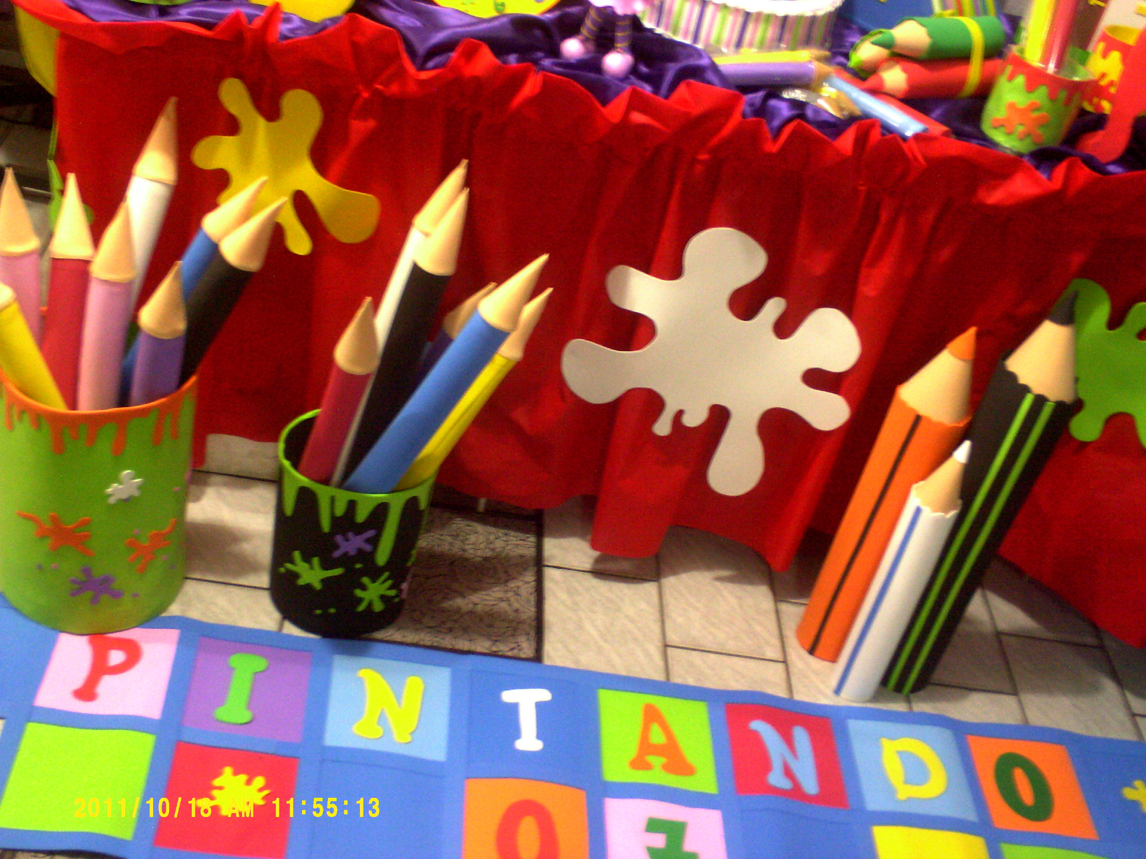 Festa Tema Lapis Colorido Pesquisa Google Com Imagens Lapis