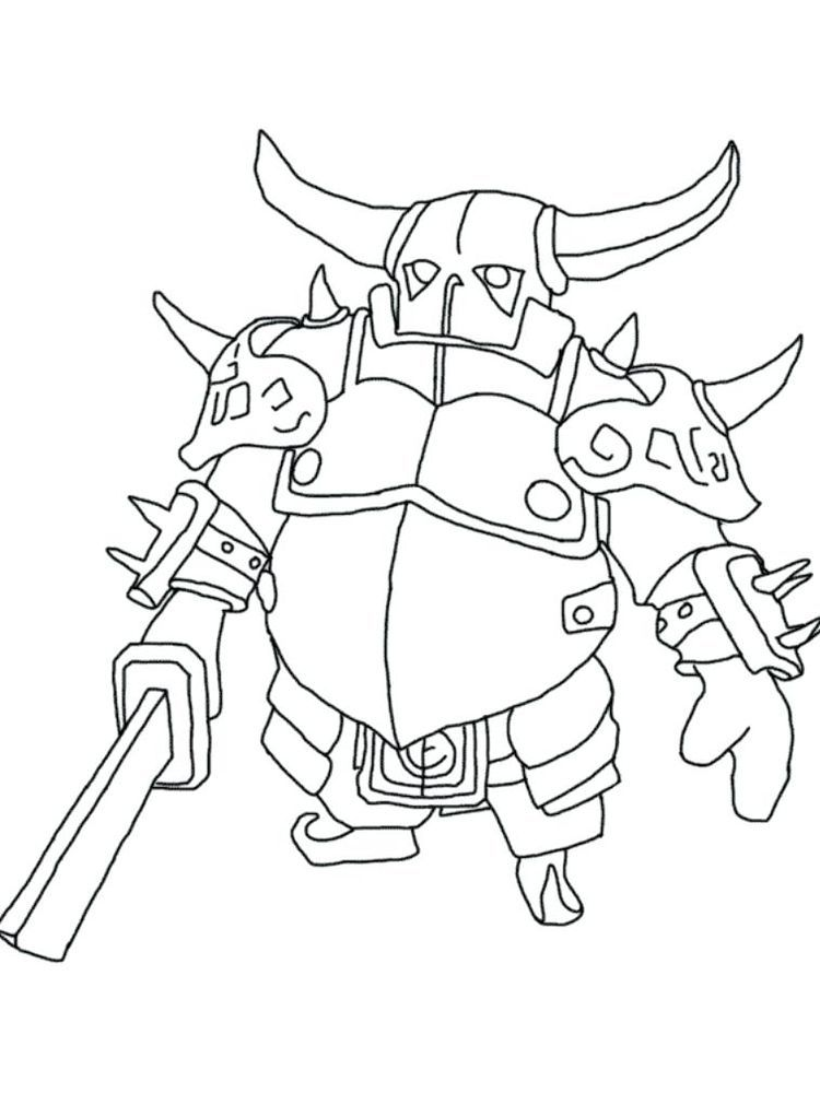 Clash Royale Coloring Pages Sparky Clash Royale Is A Tower Rush Based Video Game Where 2 4 Competing Players Destroy Enemy Towers The Game That Was First Re