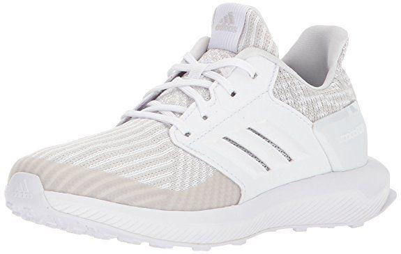 adidas performance unisex bambini rapidarun maglia e scarpe da ginnastica, grey due