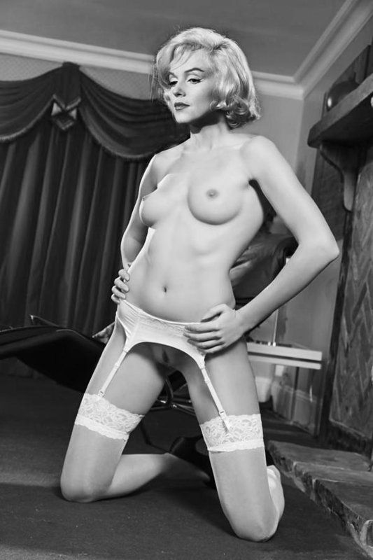 Marilyn monroe full frontal nude