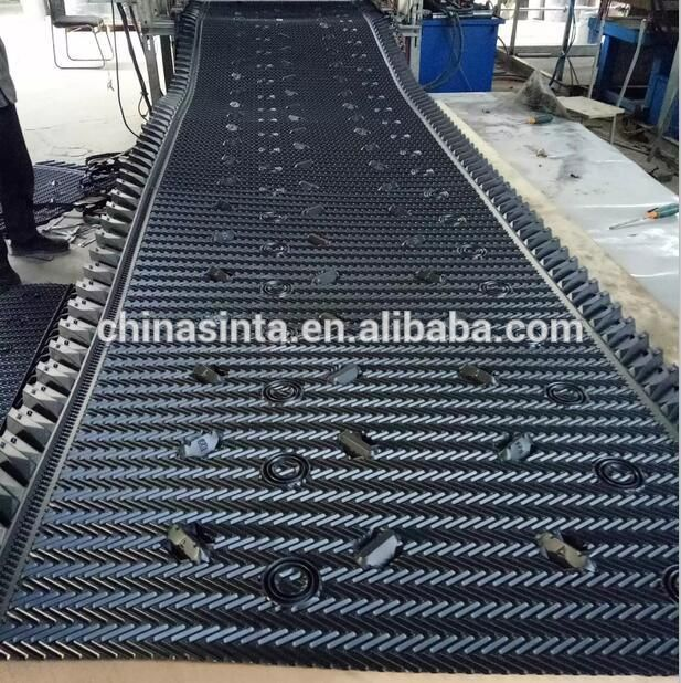 Hanging Film Type Cooling Tower Fill For Crossflow Cooling Tower