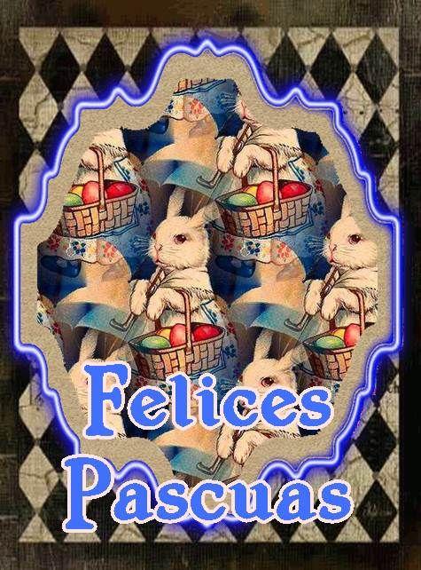 ZOOM FRASES: imagenes con saludos felices pascuas