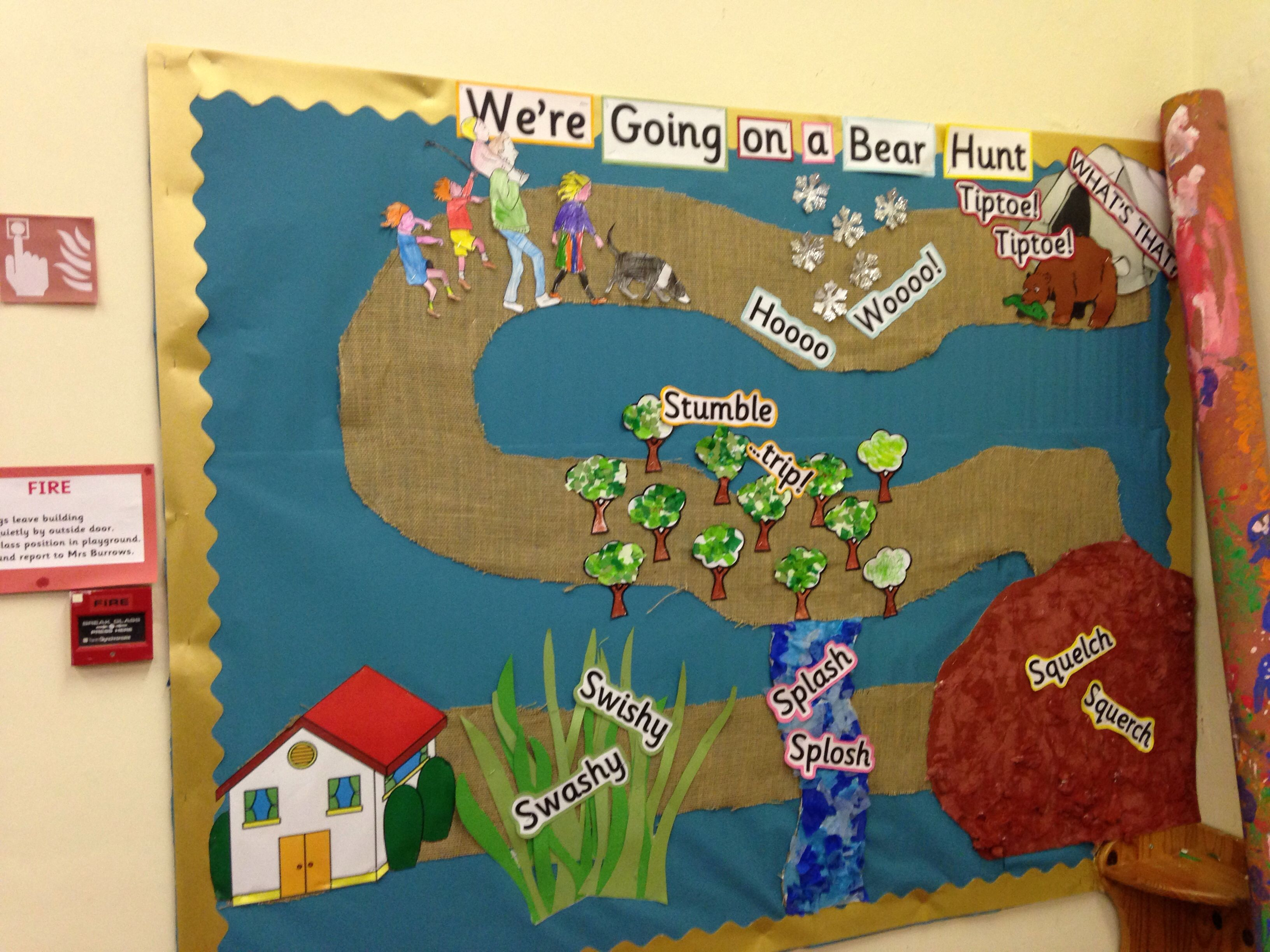 Bear Craft Activities For Early Years