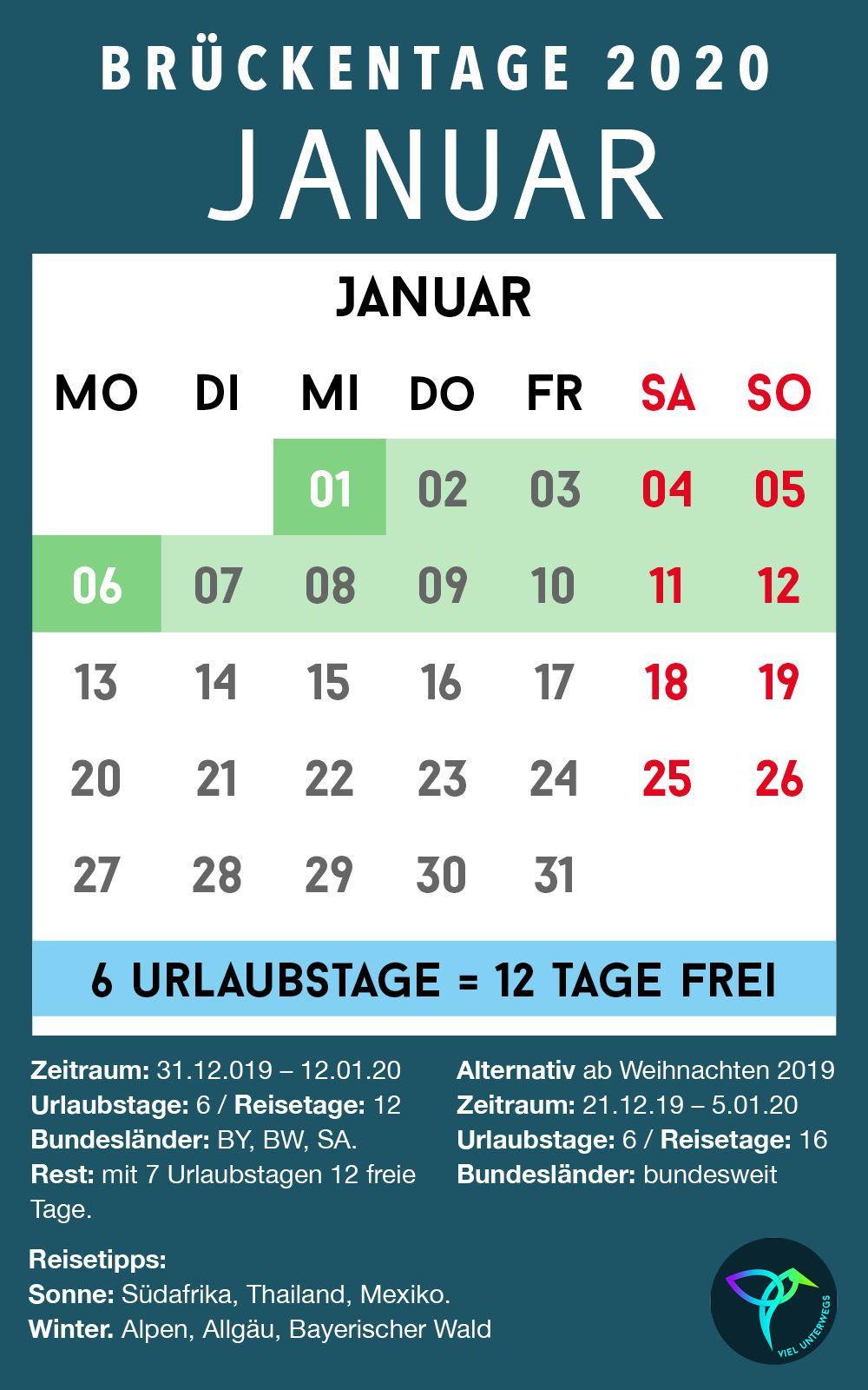 6. januar feiertag bundesländer