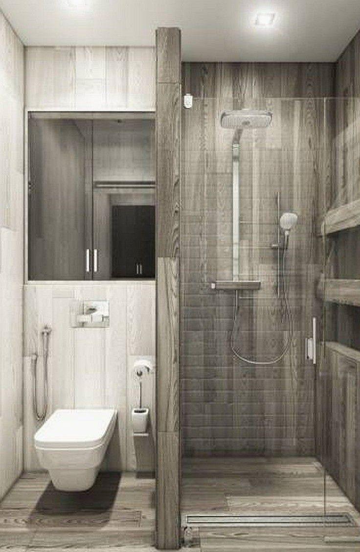 25 Minimalist Small Bathroom Ideas Feel The Big Space Pandriva Simple Bathroom Diy Bathroom Remodel Basement Bathroom Remodeling